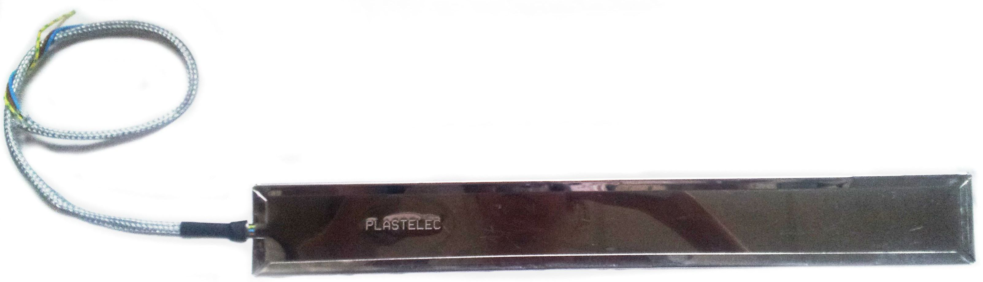 Resistance chauffante plate